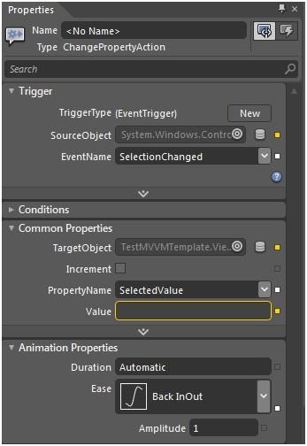 SketchFlow - nowy projekt